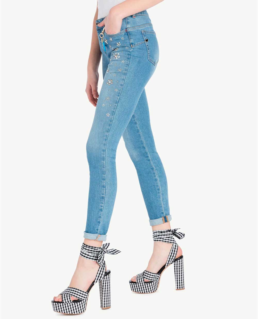 Twin Set jeans spring summer 2018