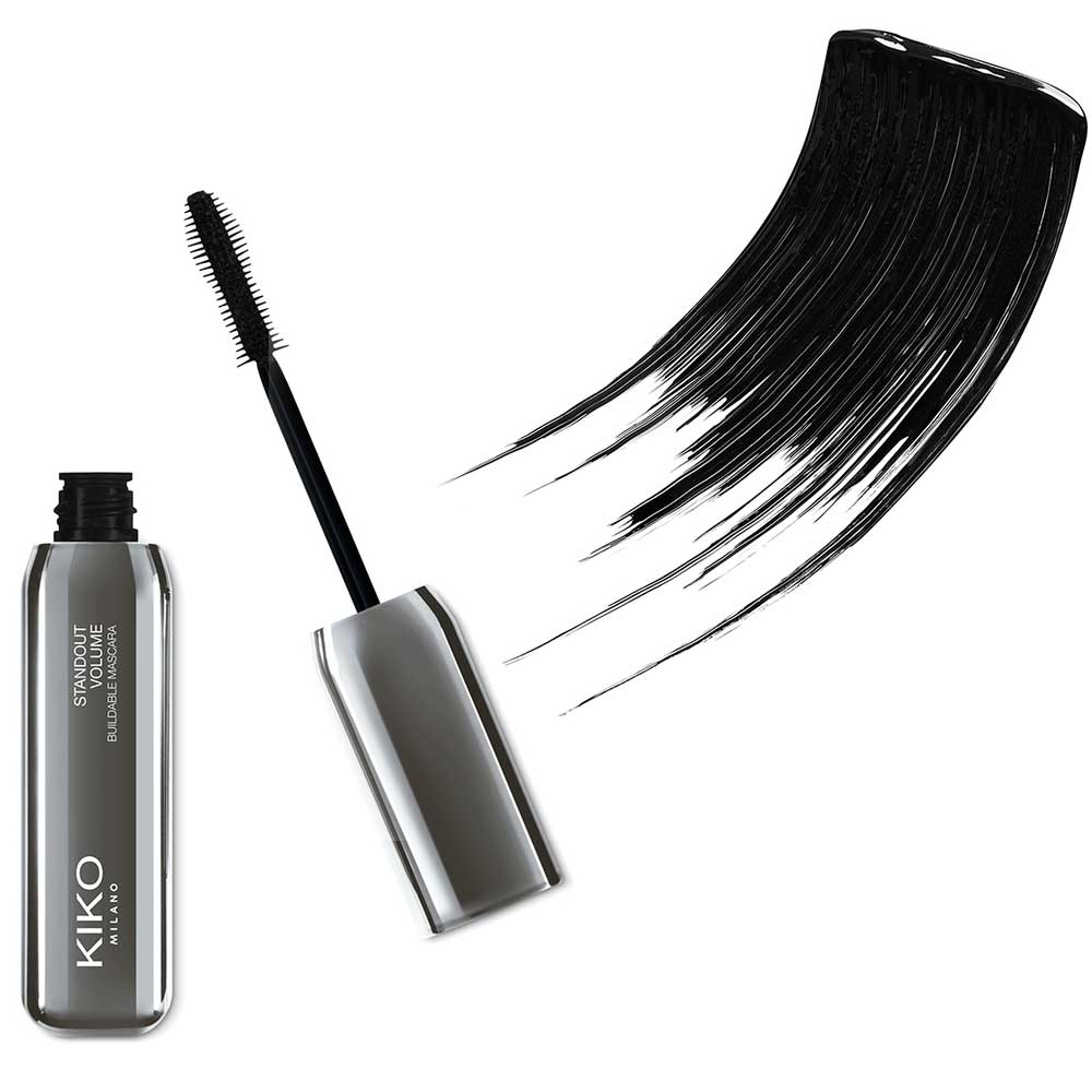 KIKO Standout Volume Buildable Mascara