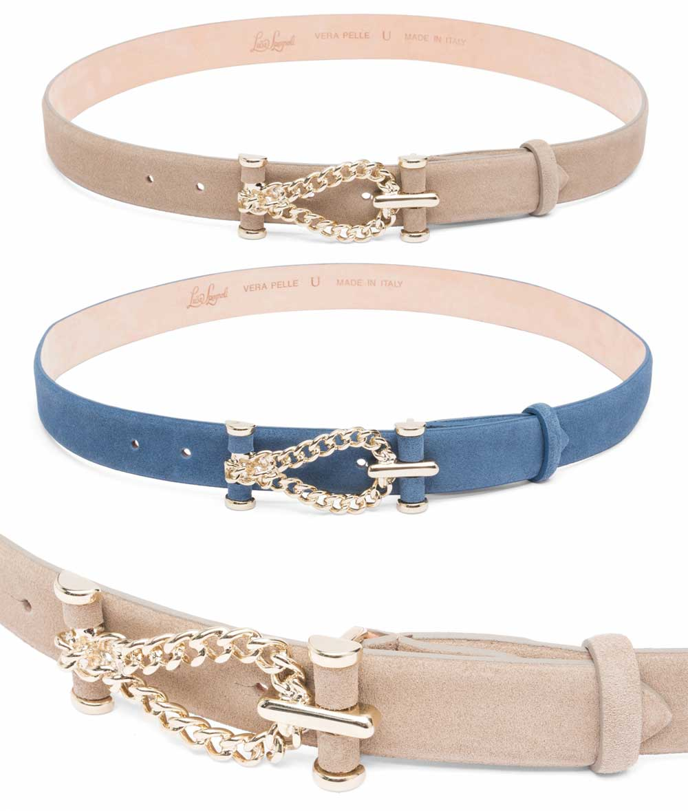 Luisa Spagnoli belts: all models and prices