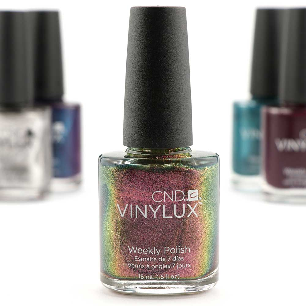 CND Nail Polishes Vinylux Nightspell: winter collection