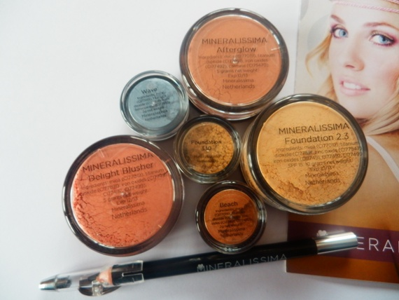 Mineralissima: mineral make-up in Italy