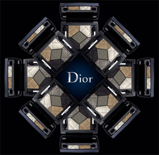 Dior New Look collection make up 2012