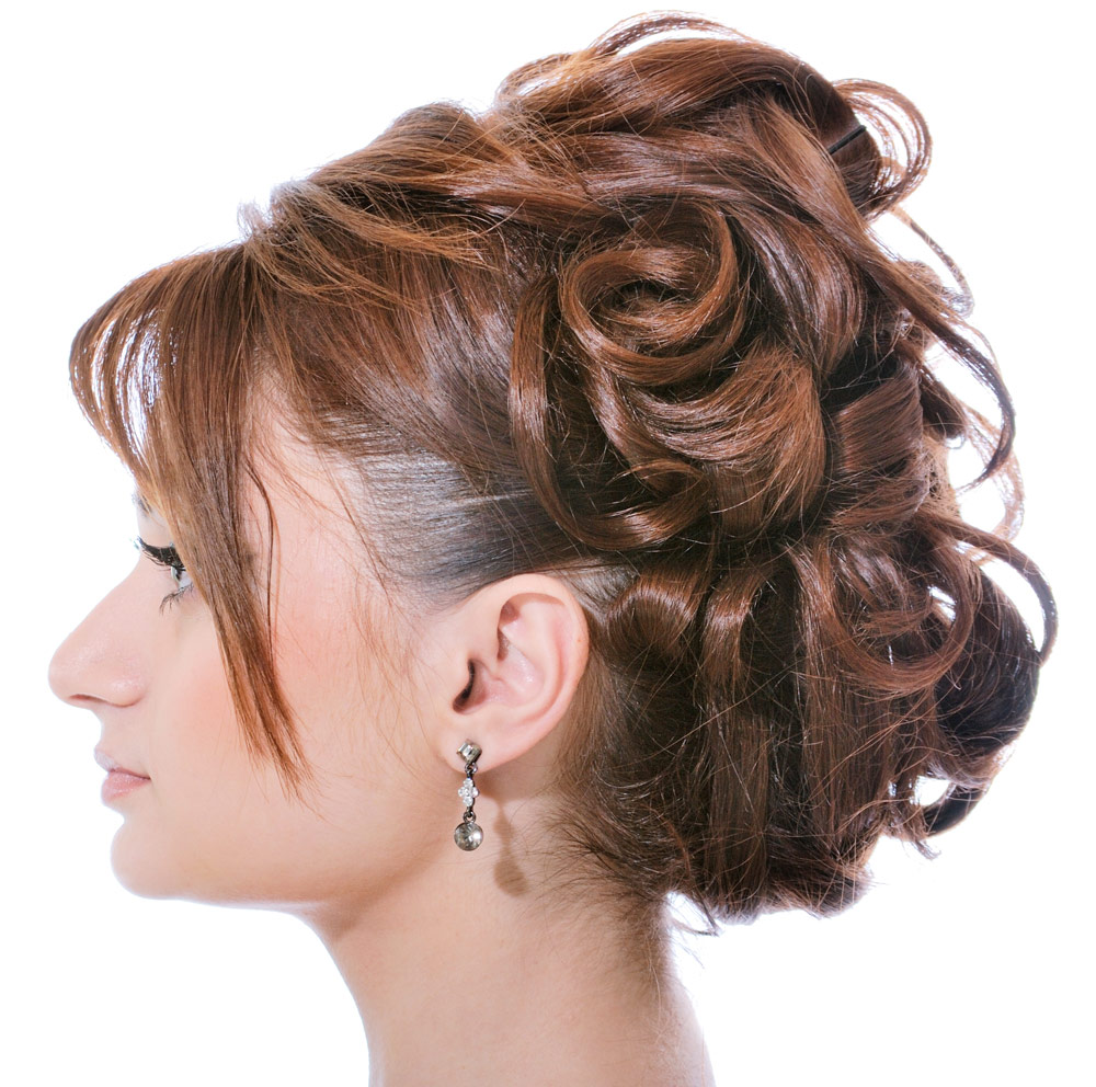 Hairstyle Short Curly Hair
