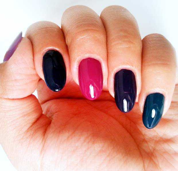 nail art chic paris elaborate