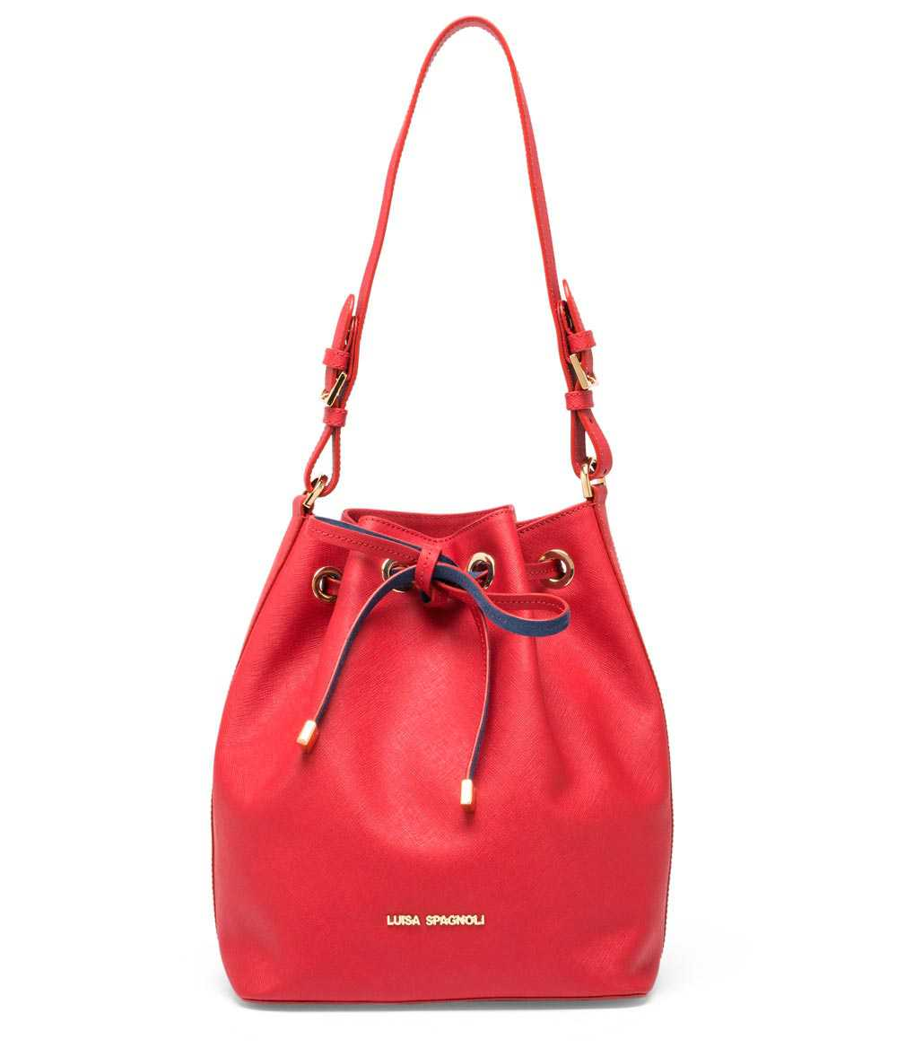 New collection of Luisa Spagnoli bags