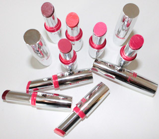 Miss Pupa lipsticks