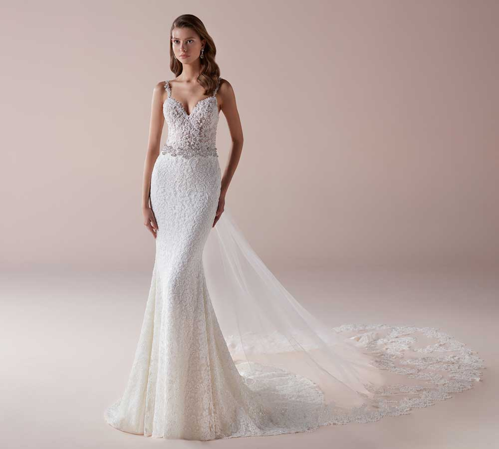 Nicole Brides wedding dresses jewel 2019