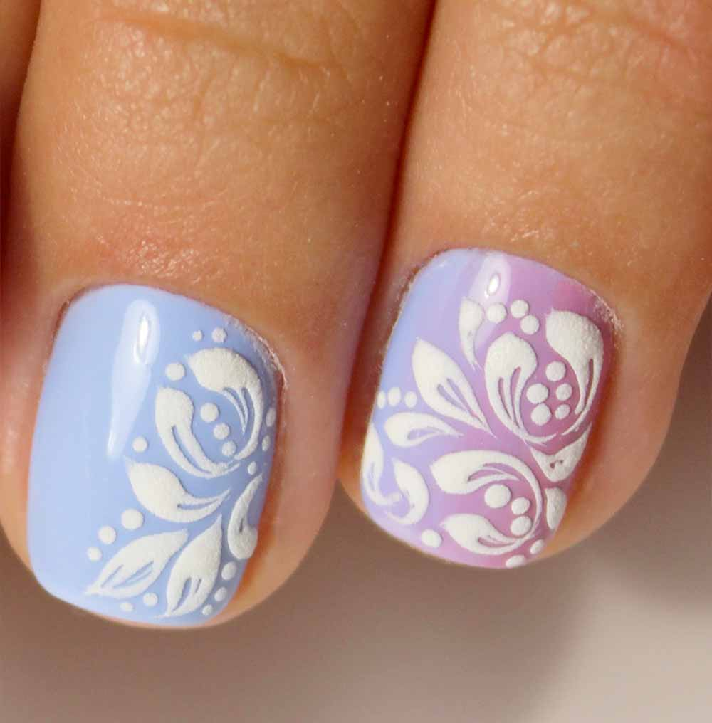 Trends decorations nails 2018