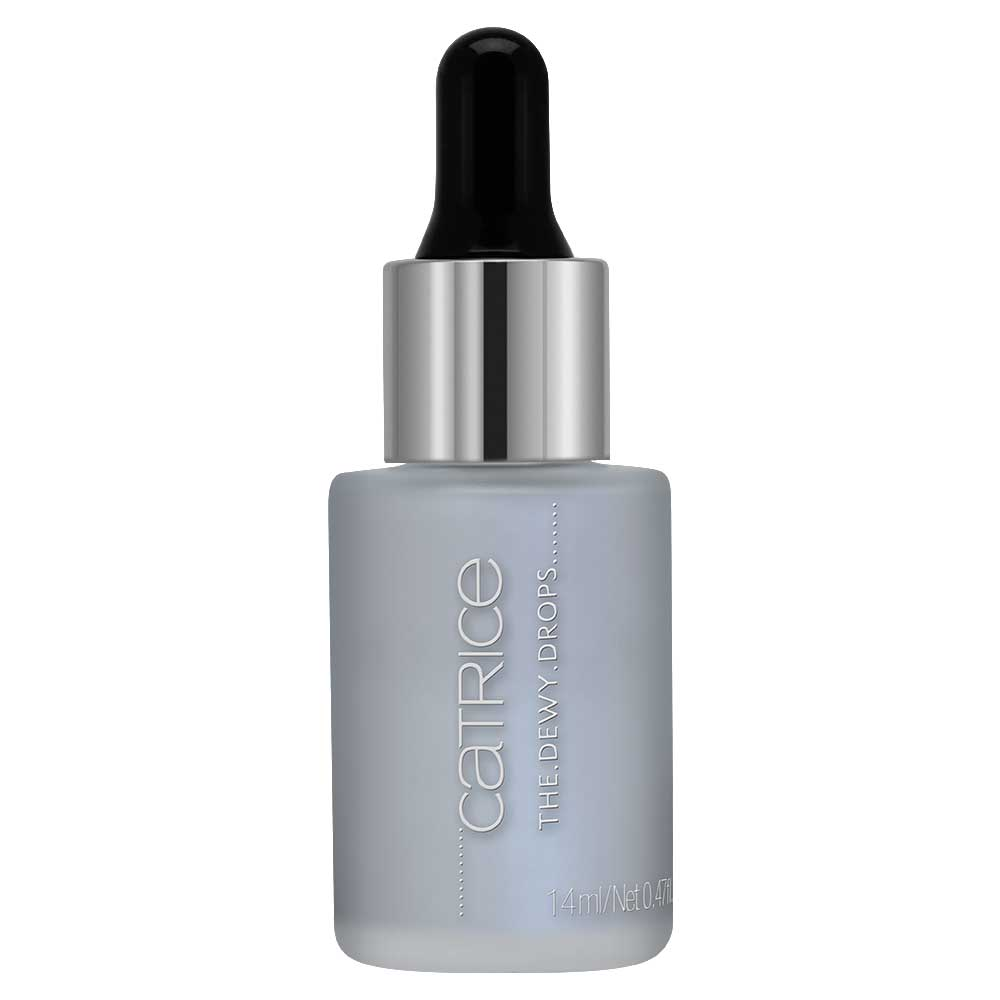 Catrice The Dewy Routine: makeup collection with lighting products