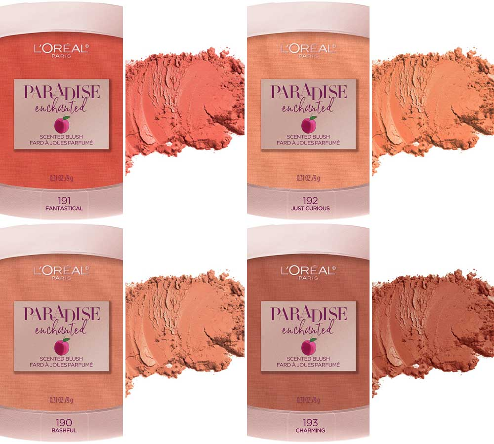 Image result for L'Oreal Fruit Scented Blush